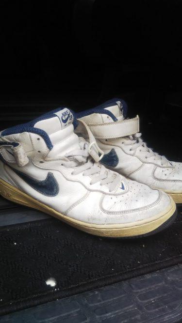 この靴はいくらで売れるのかな~?